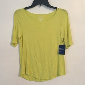 NEW 🌸 with Tag Apt 9 Elbow Sleeve Tee Size PS